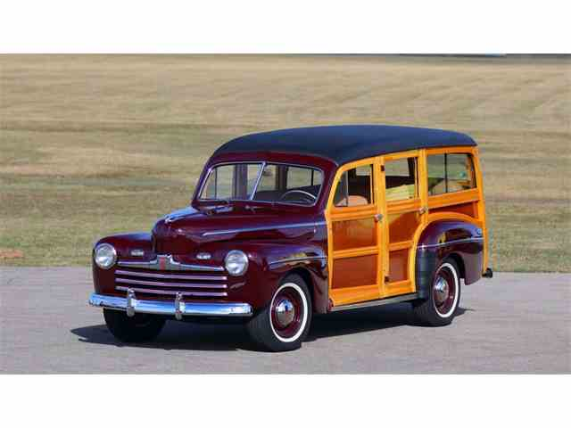 1946 Ford Super Deluxe | 976307