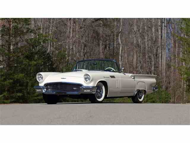 1957 Ford Thunderbird | 976309