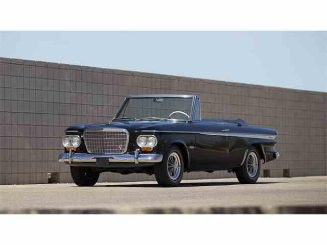 1963 Studebaker Super Lark Daytona | 976320