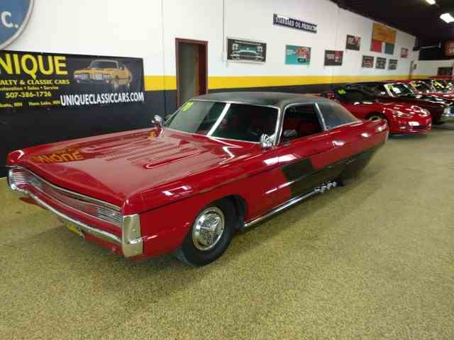 1970 Plymouth Grand Coupe | 970633