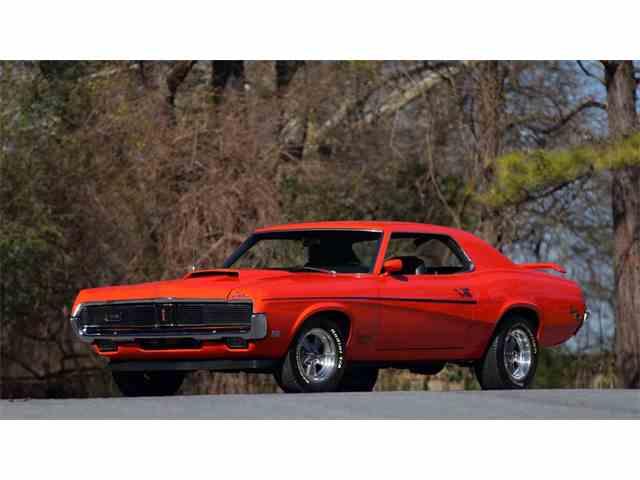 1969 Mercury Cougar | 976331