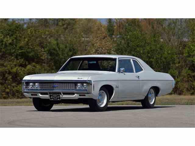 1969 Chevrolet Bel Air | 976333