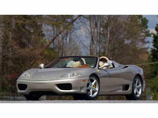 2001 Ferrari 360 | 976339