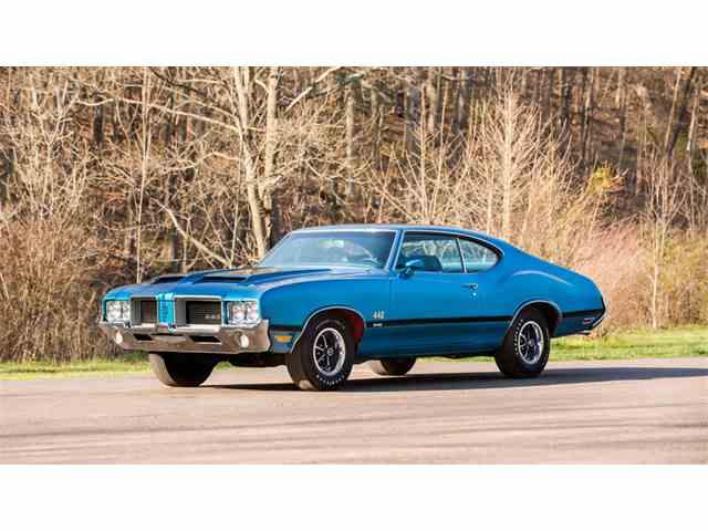 1971 Oldsmobile 442 | 976340