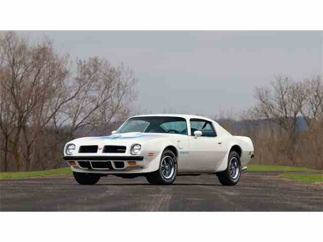1974 Pontiac Trans Am Super Duty | 976342