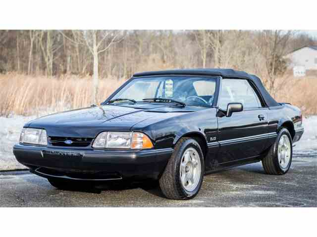 1991 Ford Mustang | 976350