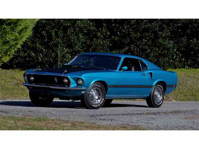 1969 Ford Mustang Mach 1 | 976351