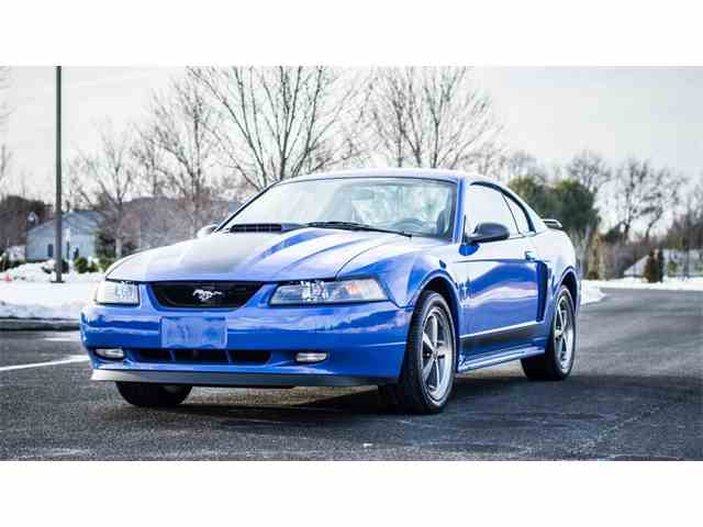 2003 Ford Mustang Mach 1 | 976352