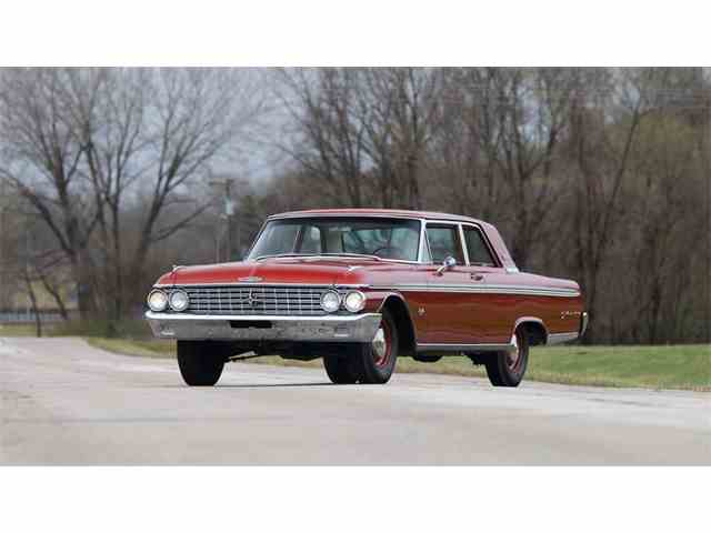 1962 Ford Galaxie 500 | 976358