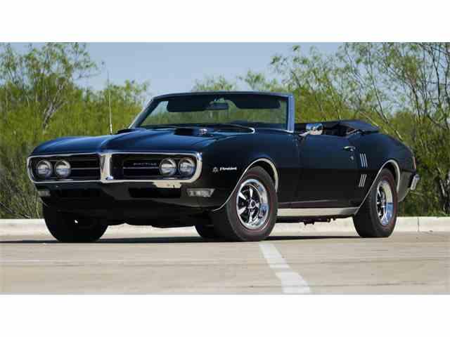 1968 Pontiac Firebird | 976362