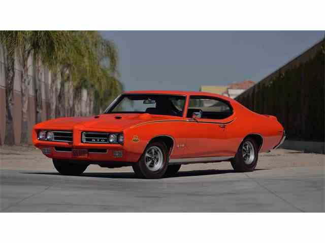 1969 Pontiac GTO (The Judge) | 976363