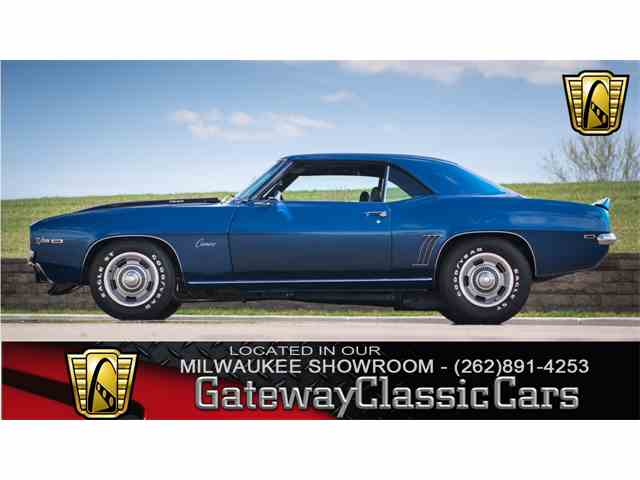 1969 Chevrolet Camaro | 976368