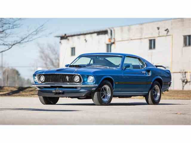 1969 Ford Mustang Mach 1 | 976373