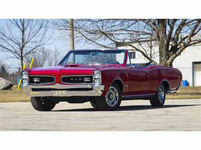 1966 Pontiac GTO | 976375