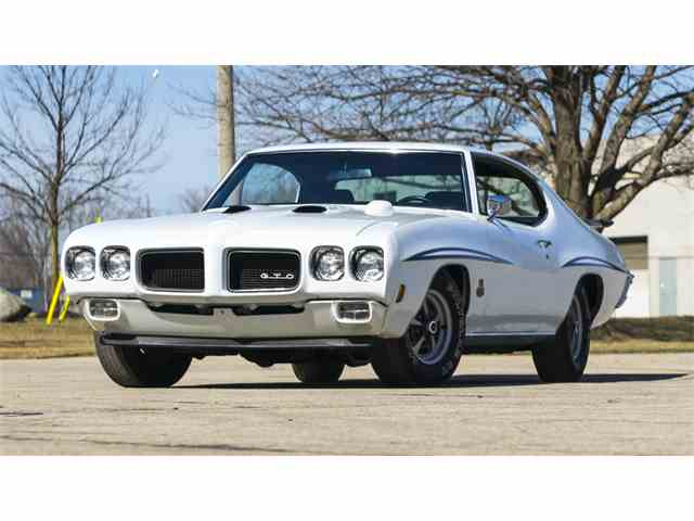 1970 Pontiac GTO (The Judge) | 976379