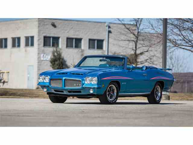 1971 Pontiac GTO | 976381