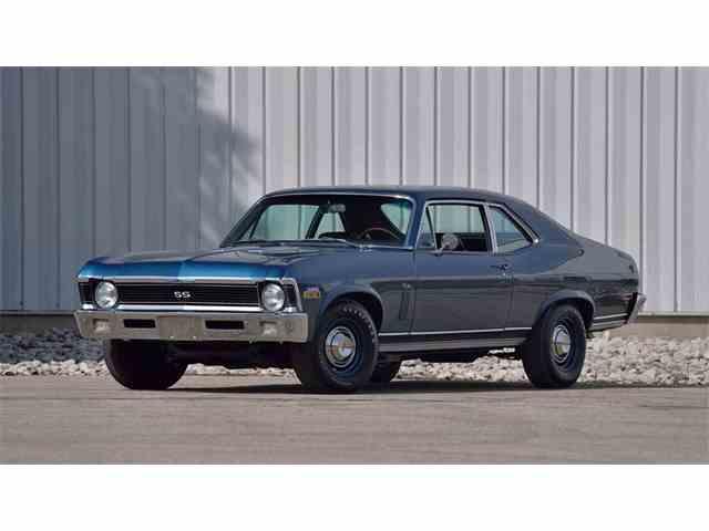 1970 Chevrolet Nova SS | 976389