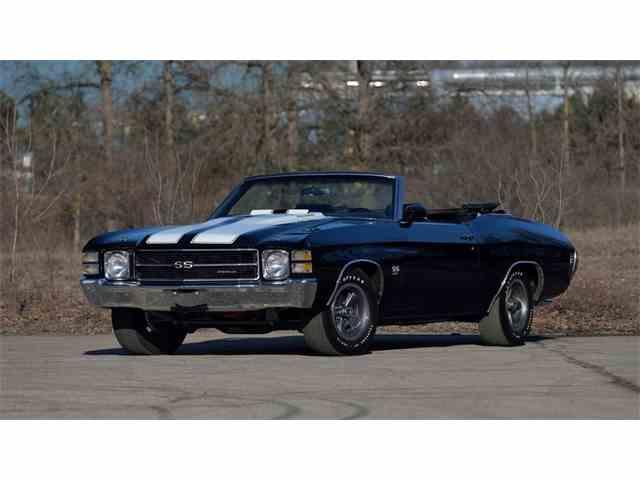 1971 Chevrolet Chevelle SS | 976390