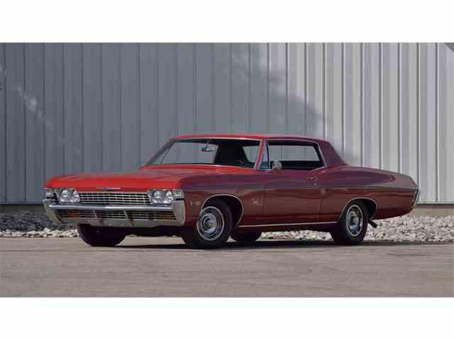 1968 Chevrolet Impala   976391