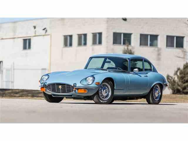 1971 Jaguar E-Type | 976394