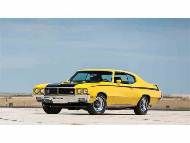 1970 Buick GSX   976396