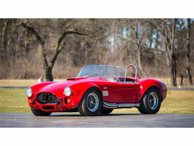 1965 Shelby Cobra CSX4000 Series | 976404