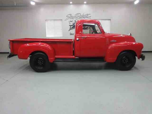 1955 Chevrolet 3600 Pick Up | 970641
