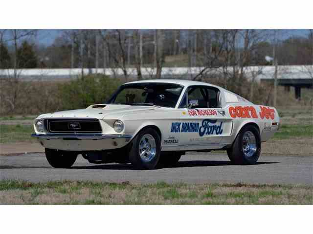 1968 Ford Mustang | 976412