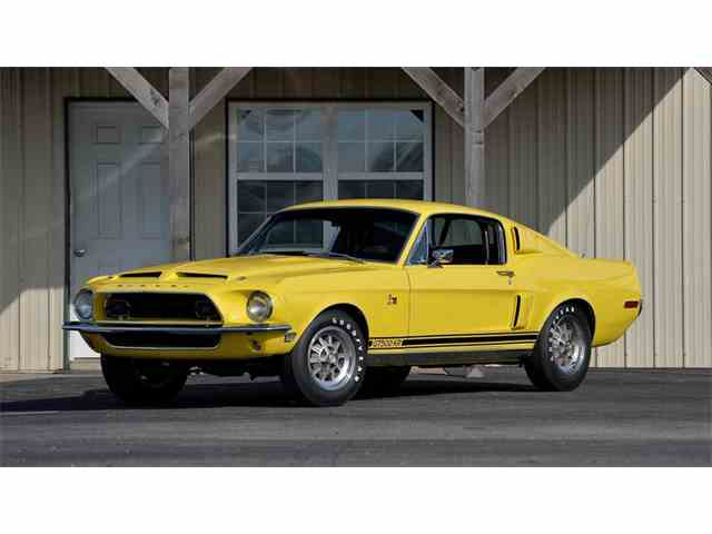 1968 Shelby GT500 | 976420