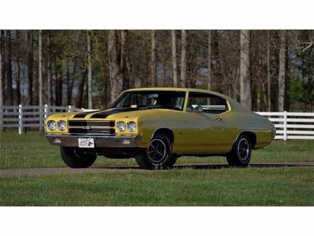 1970 Chevrolet Chevelle | 976425