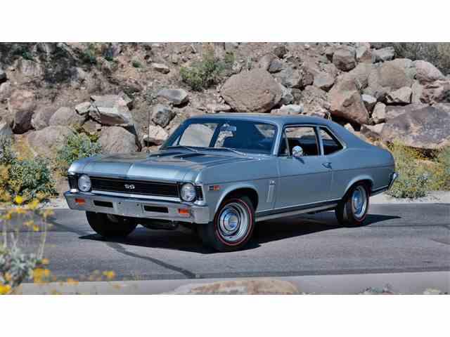 1969 Chevrolet Nova SS   976426