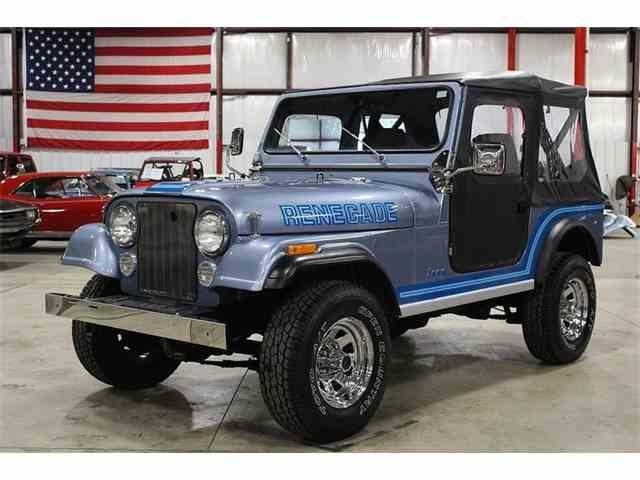 1985 Jeep CJ7 | 970643