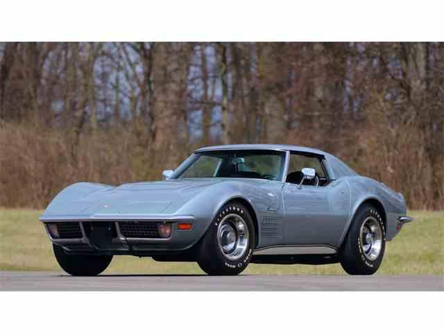 1971 Chevrolet Corvette ZR1 | 976432