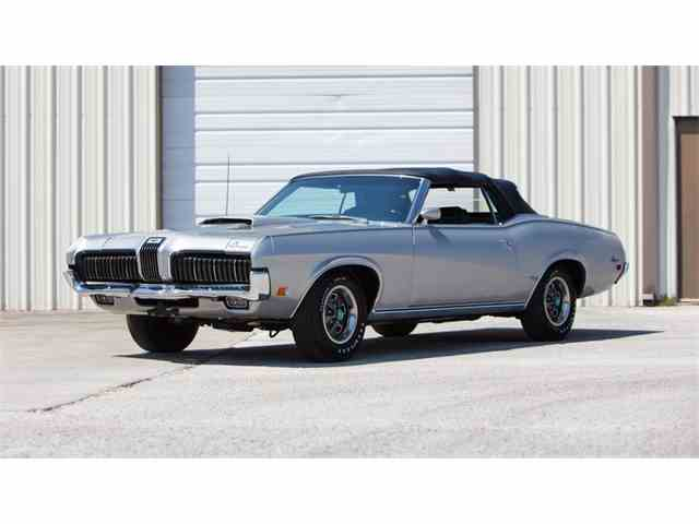 1970 Mercury Cougar XR7 | 976434
