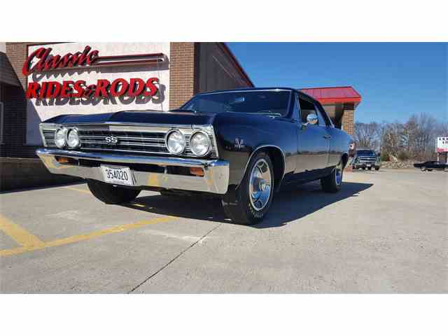 1967 Chevrolet Chevelle SS | 970644