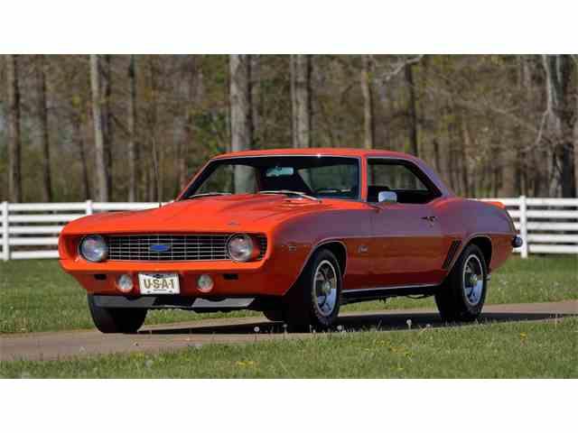 1969 Chevrolet Camaro COPO | 976440