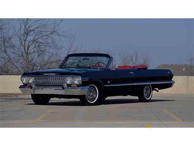1963 Chevrolet Impala SS | 976444