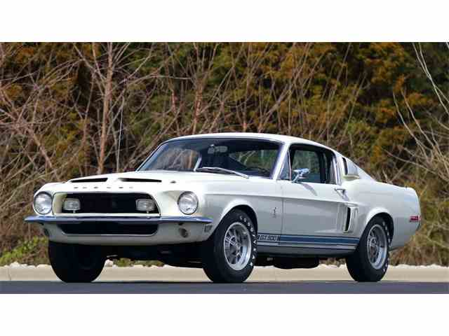 1968 Shelby GT500 | 976448