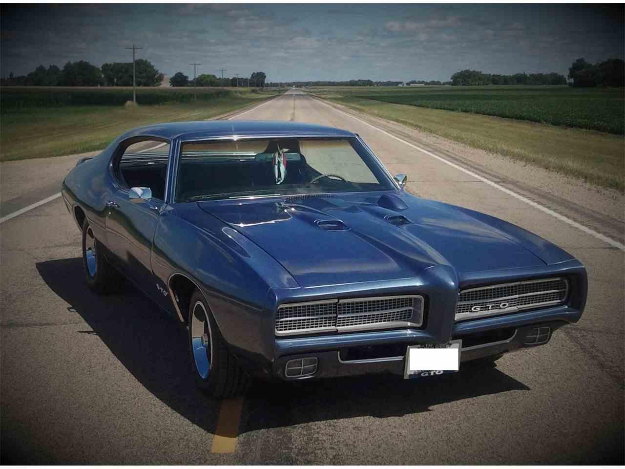Pontiac Gto For Sale Classiccars Com Cc
