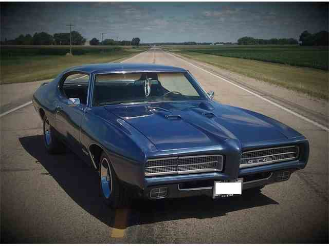 1969 Pontiac GTO | 970645
