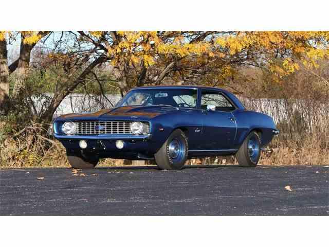 1969 Chevrolet Camaro | 976454