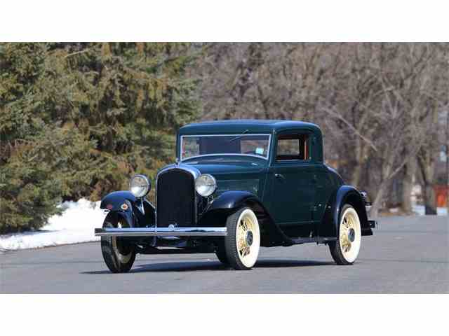 1932 Plymouth Coupe | 976463