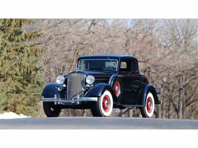 1933 Plymouth 5-Window Coupe | 976464