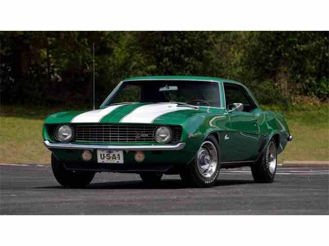1969 Chevrolet Camaro Z28 | 976465