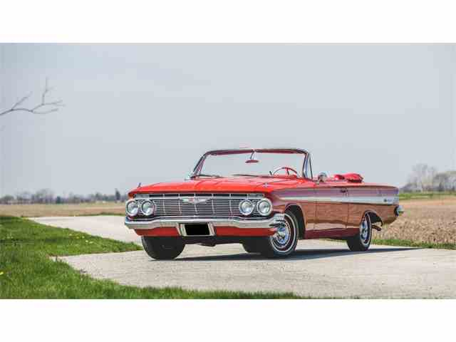 1961 Chevrolet Impala   976469