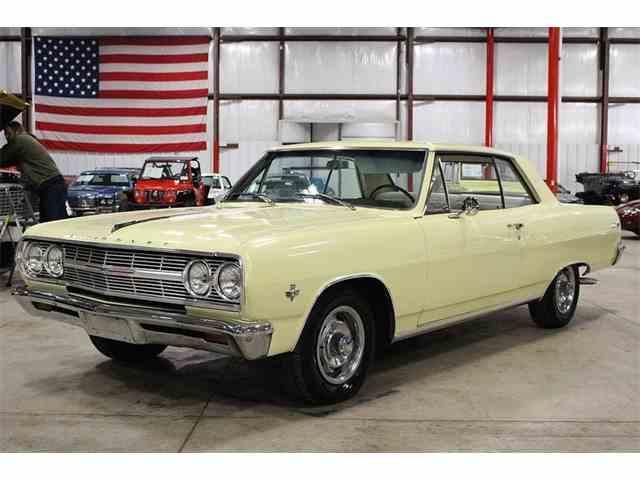 1965 Chevrolet Malibu SS | 970647