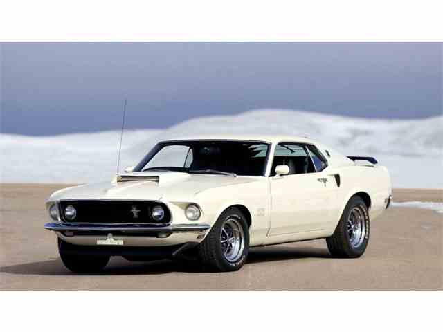 1969 Ford Mustang | 976482
