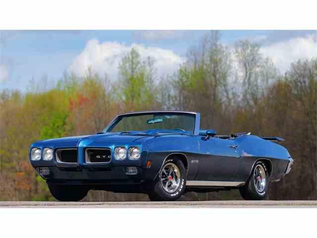 1970 Pontiac GTO | 976488