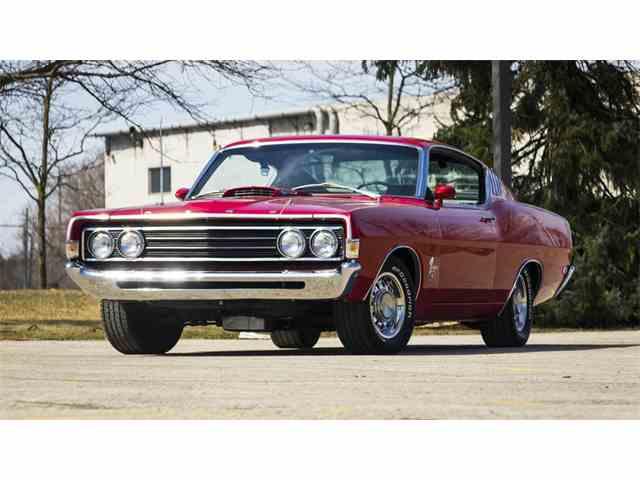 1969 Ford Torino | 976495