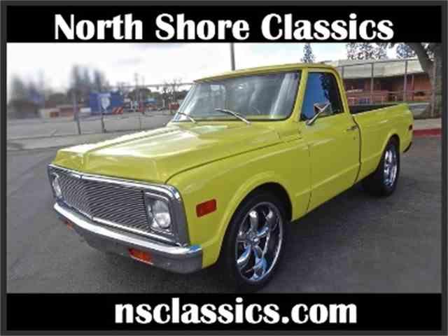 1972 Chevrolet C/K 10 | 970650